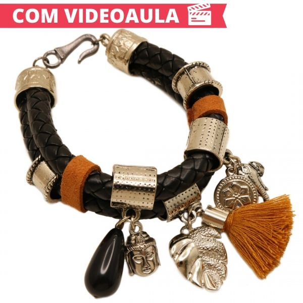 KIT PULSEIRA AMARO BLACK - KP570
